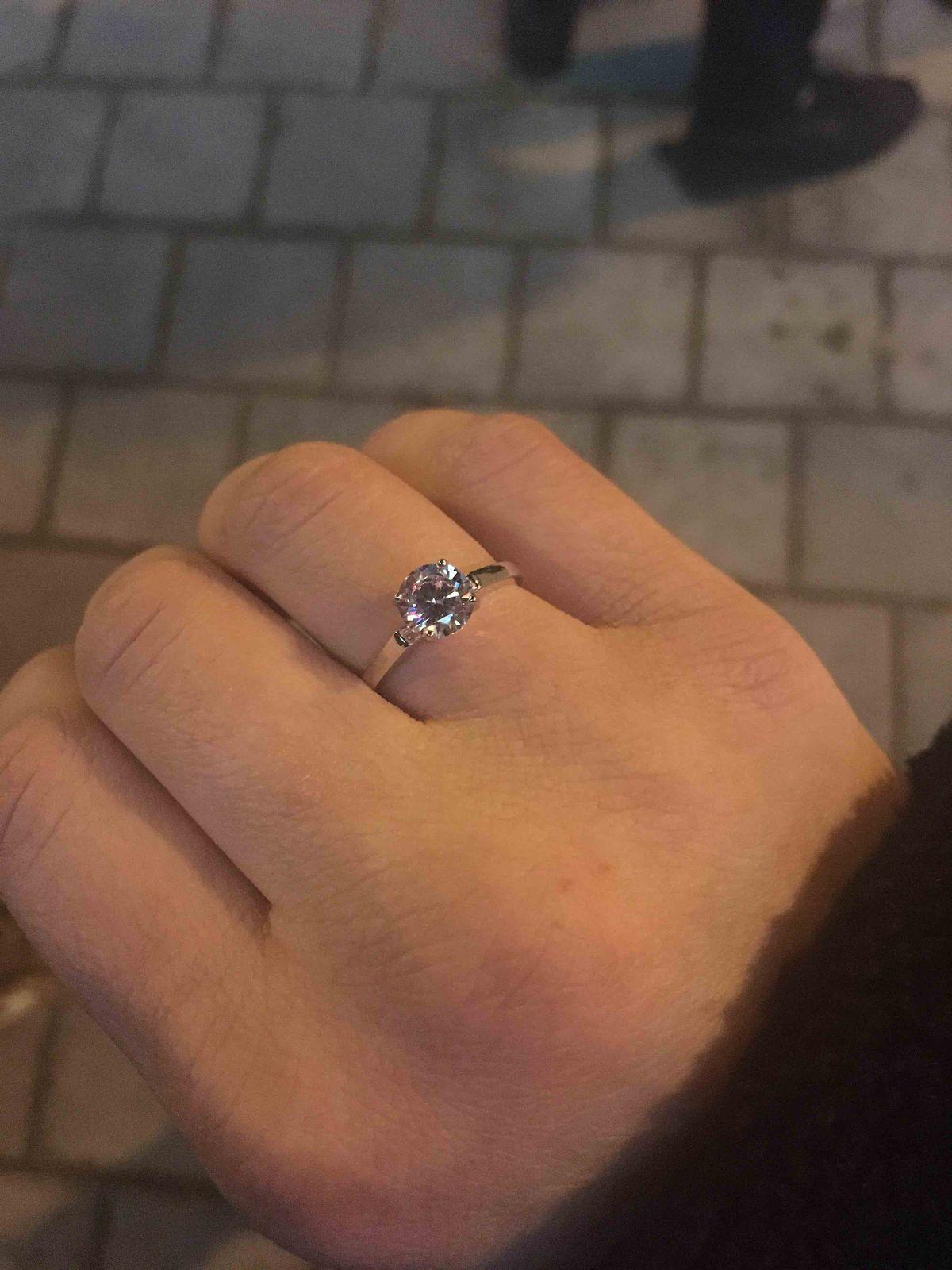 Нашу кольцо