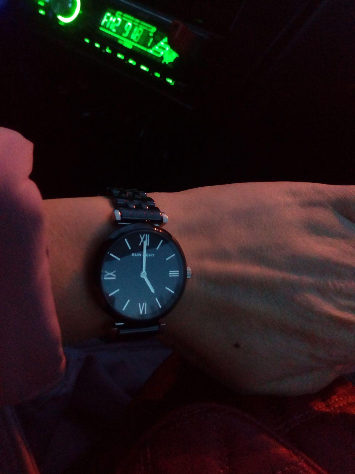 Часики супер