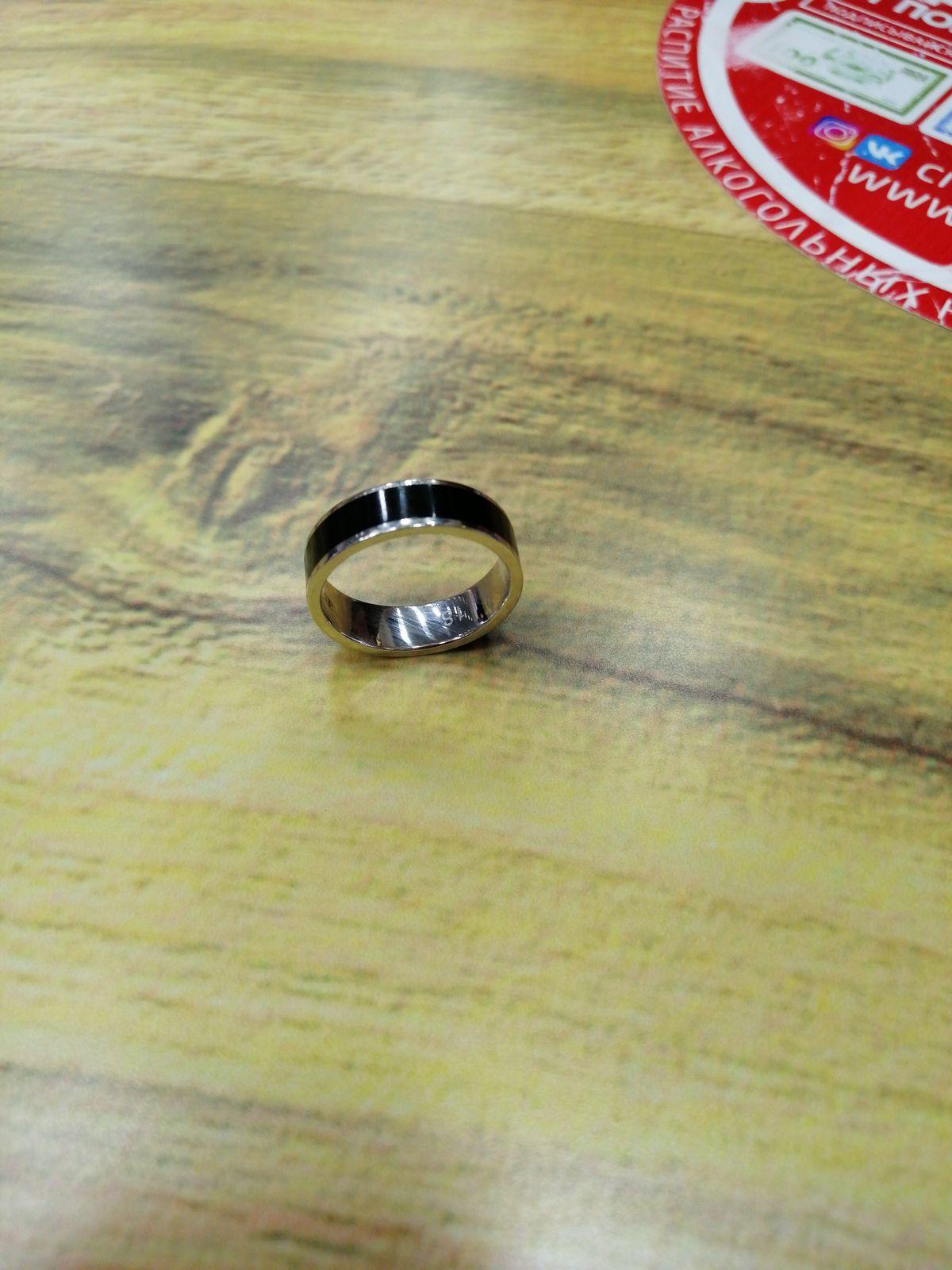 Кольцо просто великолепно!