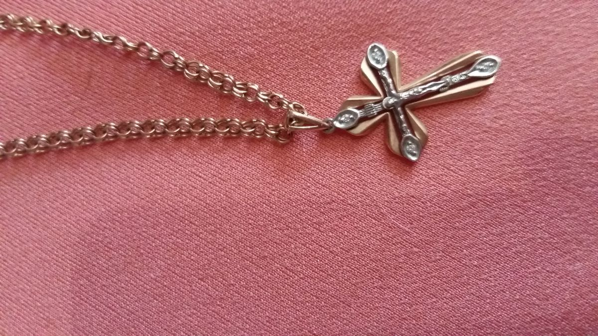 Крест просто супер!