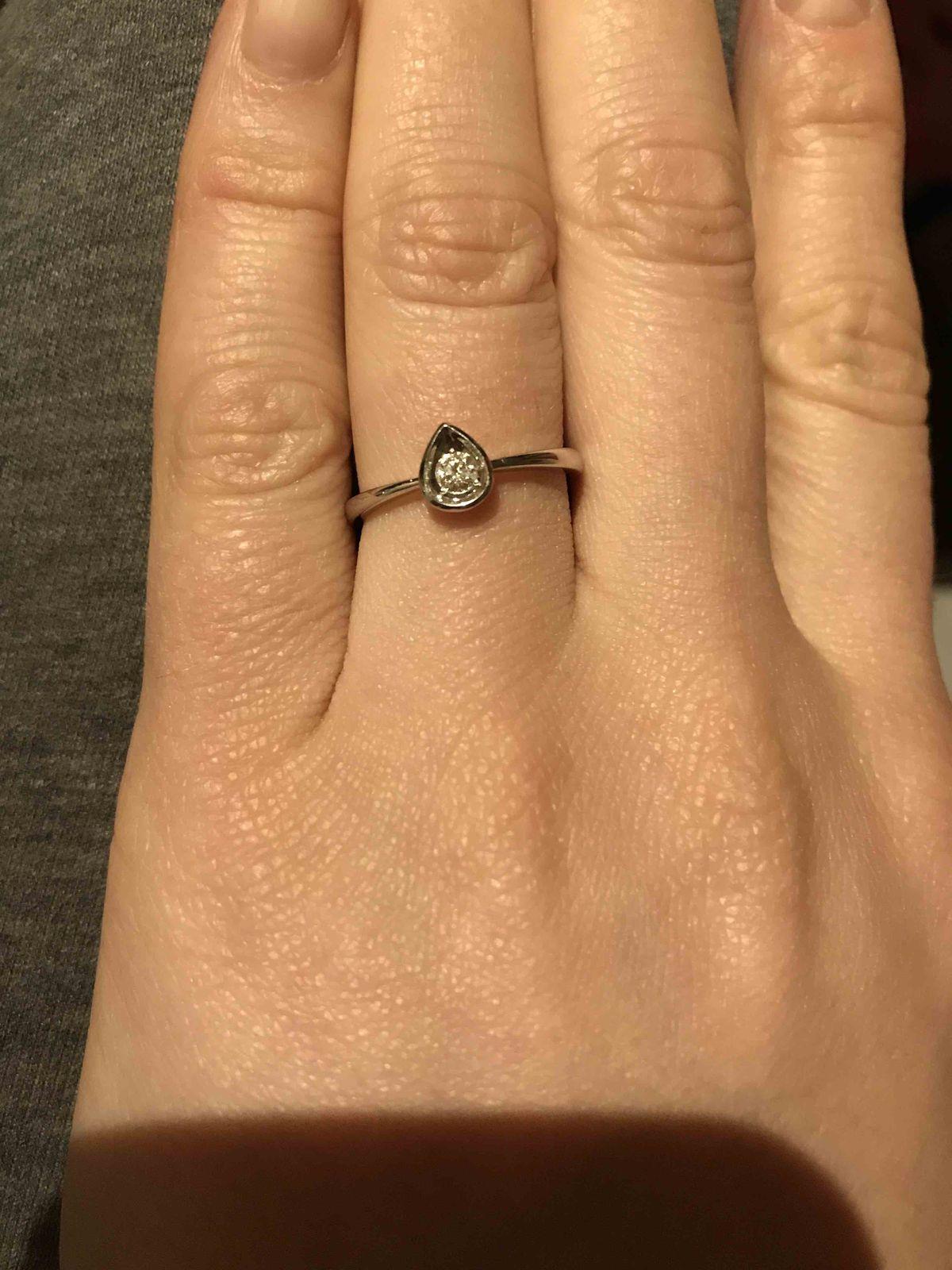 Замечательное кольцо.