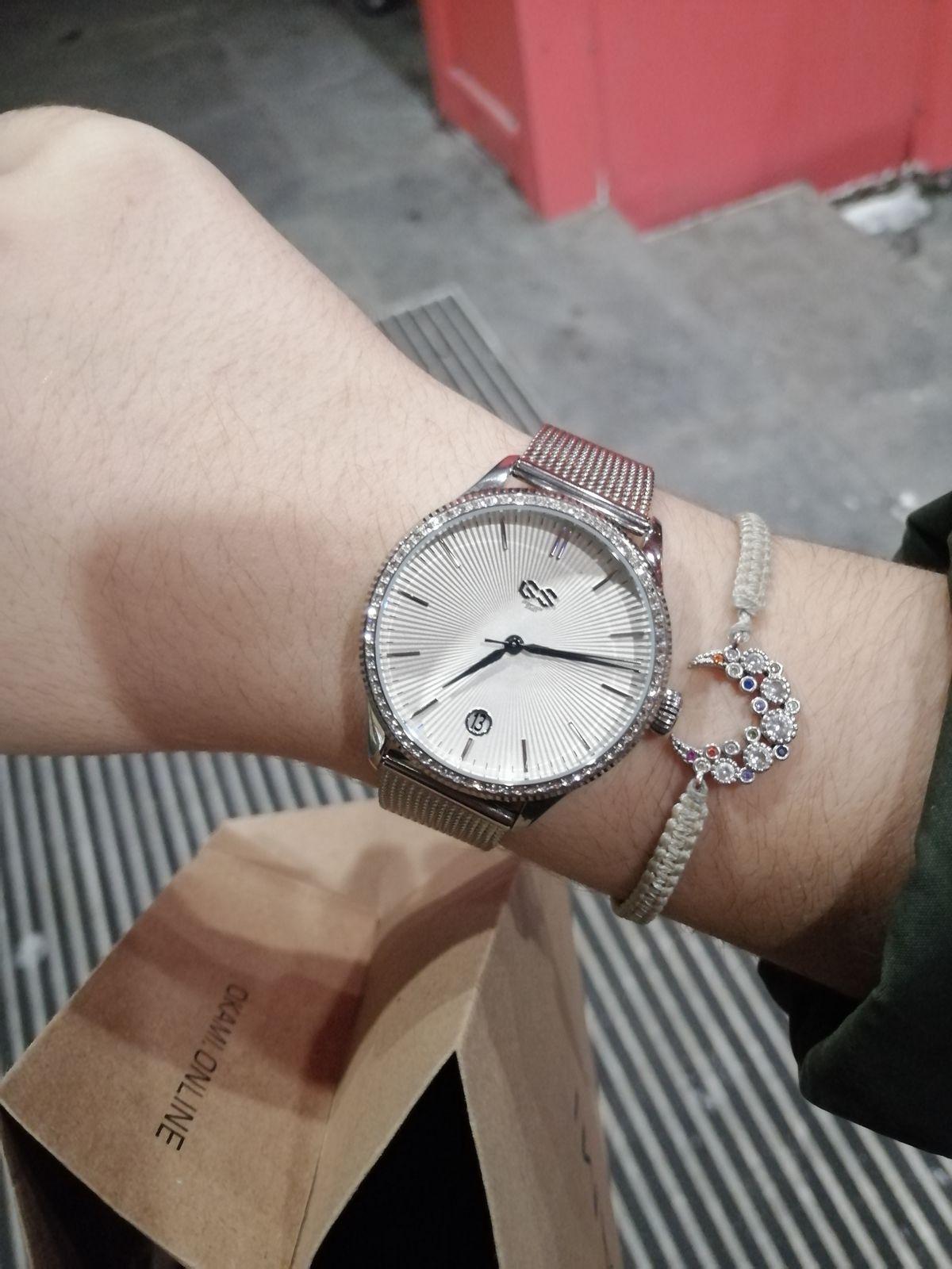 Часы шикарны!