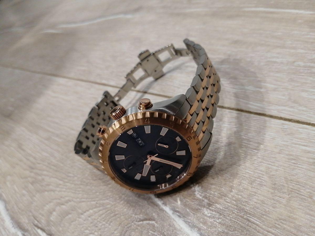 Брутальные и стильные часы для настоящих мужчин.