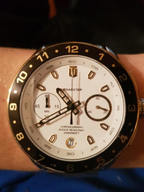 Неплохие часы за свои деньги