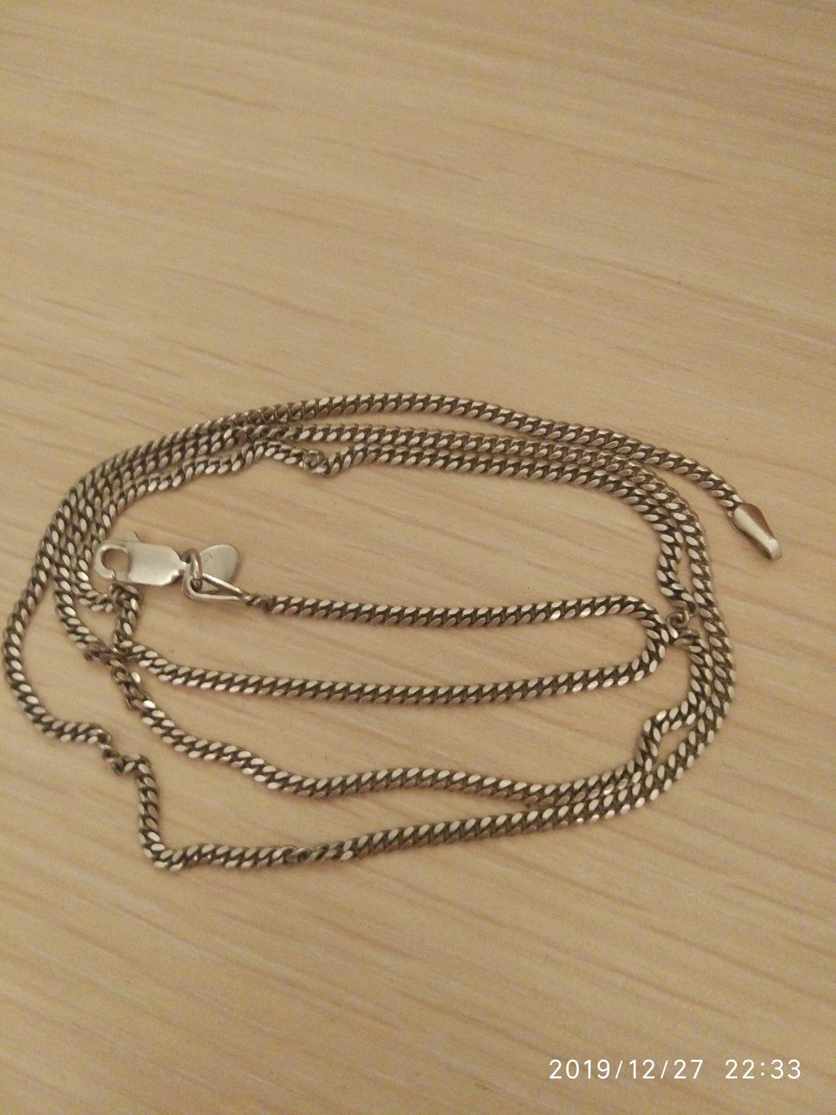 Цепочка, серебро 925, Италия