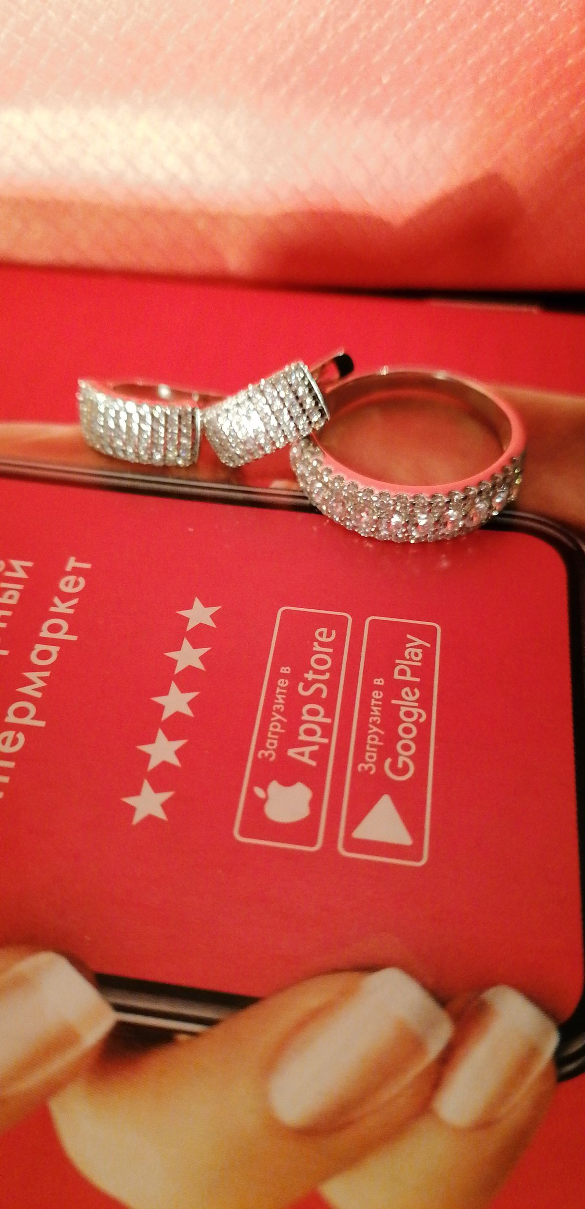 Красивое кольцо!!!