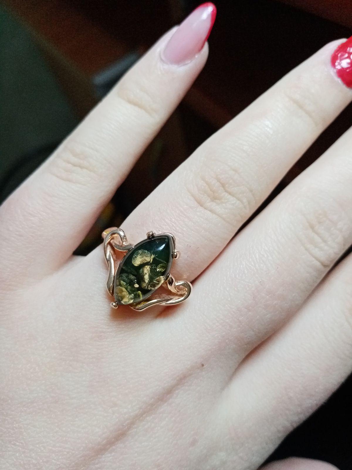 Очень красивое кольцо и ещё не дорогое
