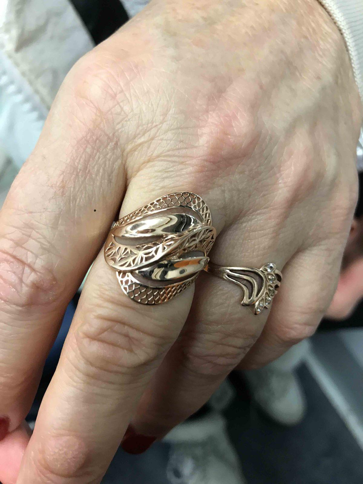 Купила себе очень класное кольцо