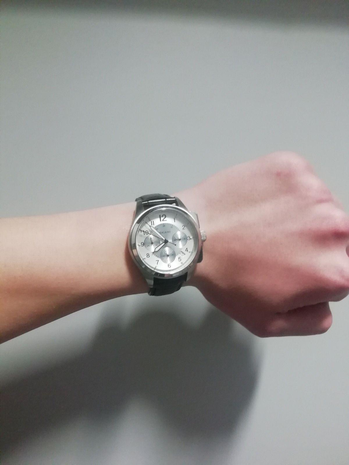 Мужские часы.