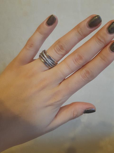 Красивое, прочное кольцо