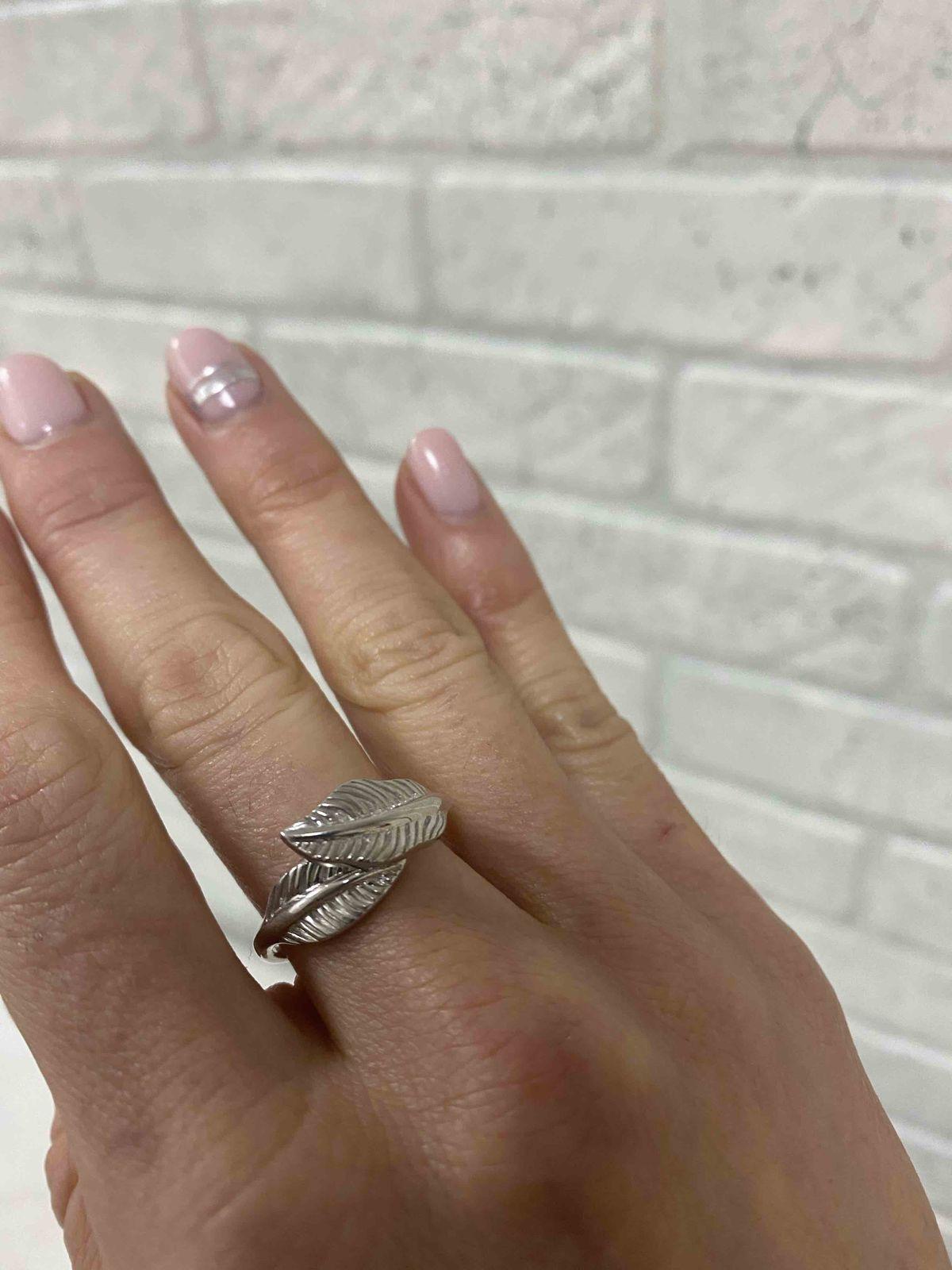 Красивое, оригинальное кольцо