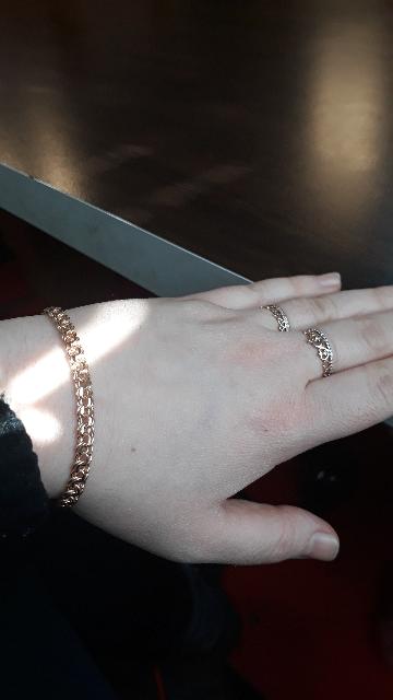 Очень красивый браслет ))