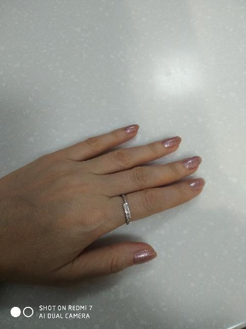 Покупка кольца в Меге