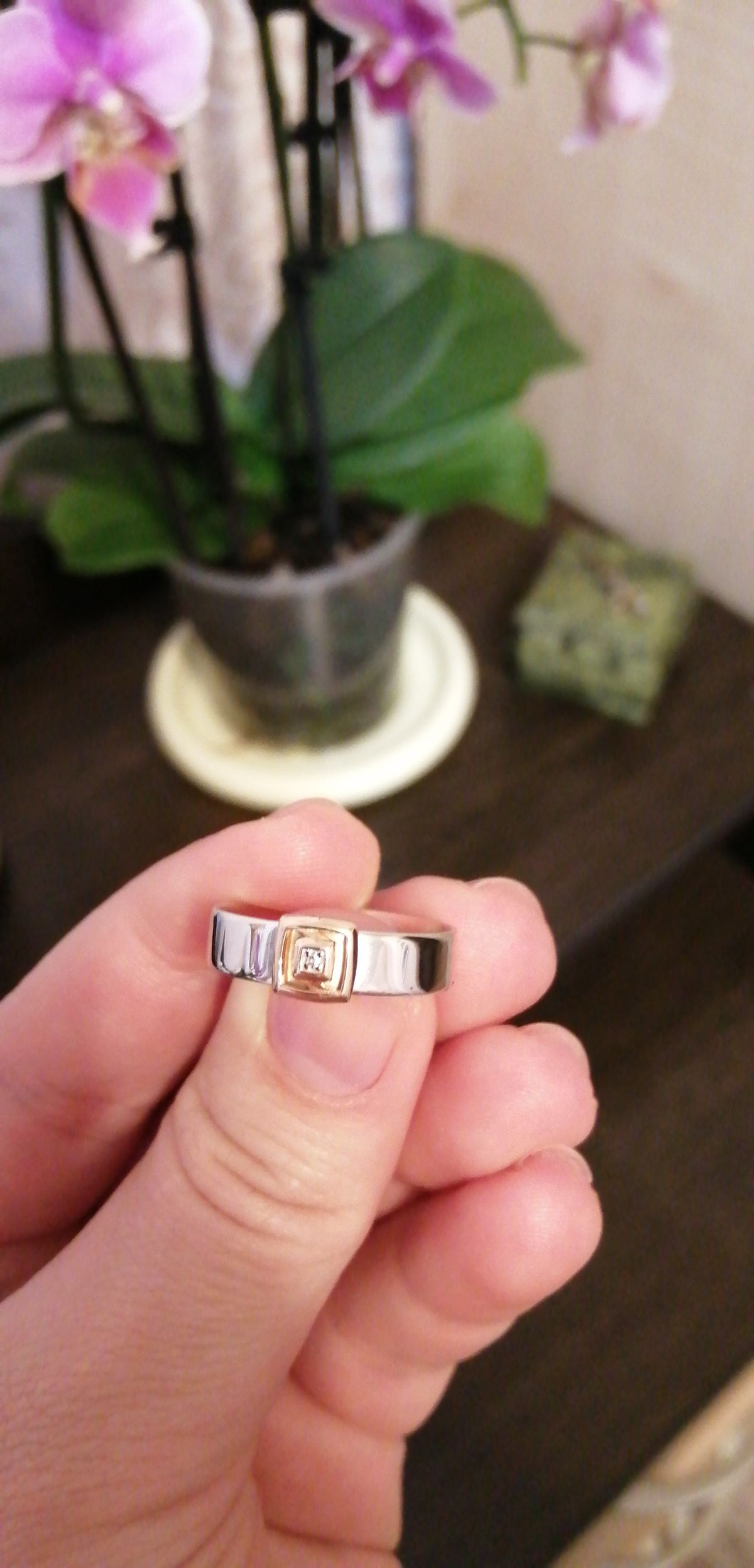 Маленький бриллиант