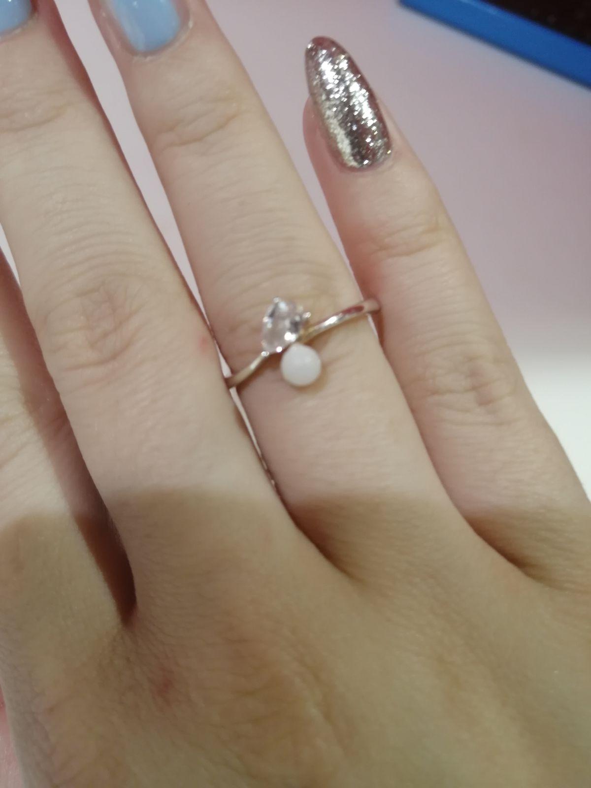 Неплохое кольцо, цену оправдывает
