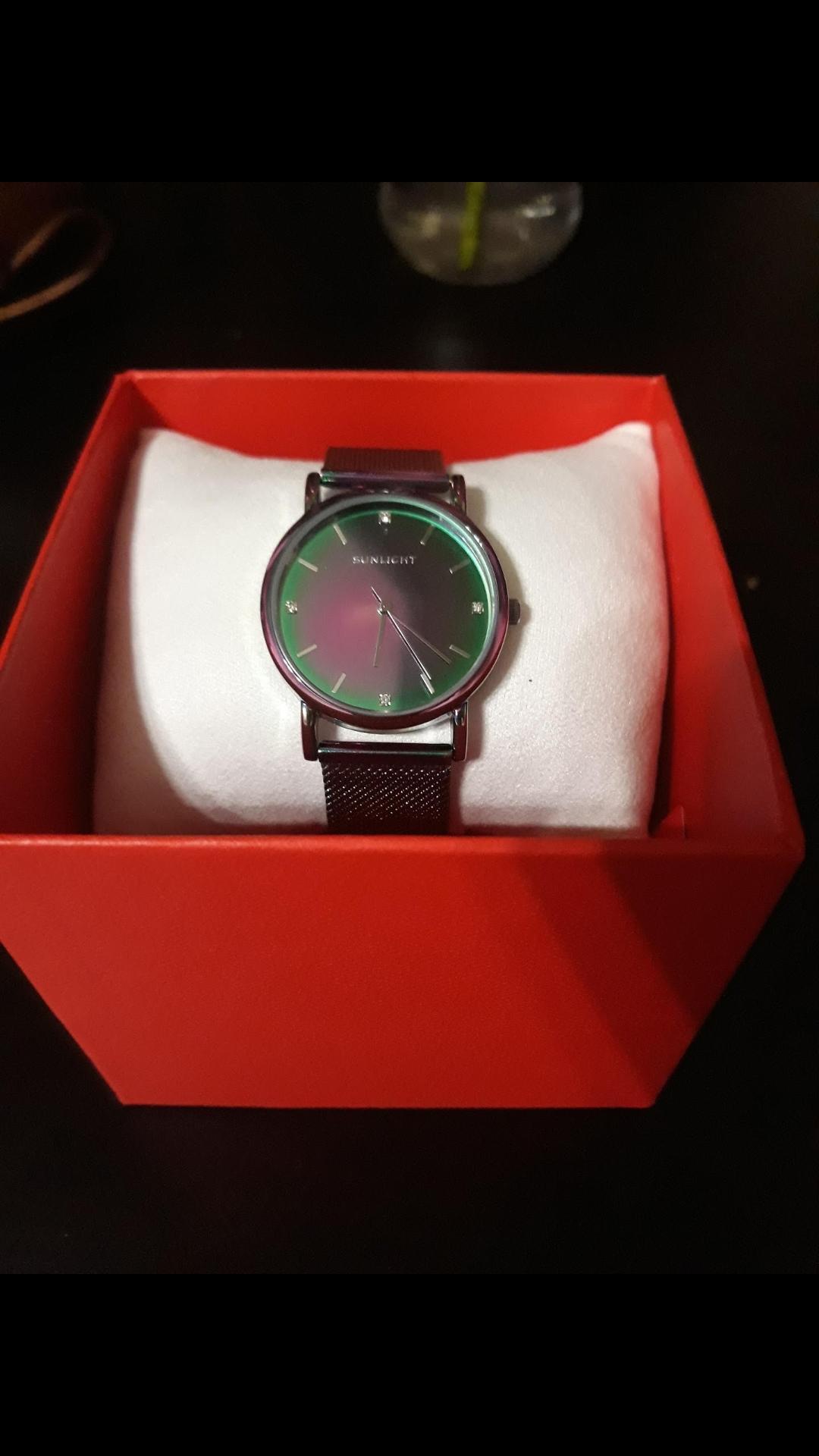 Люблю дарить часы!