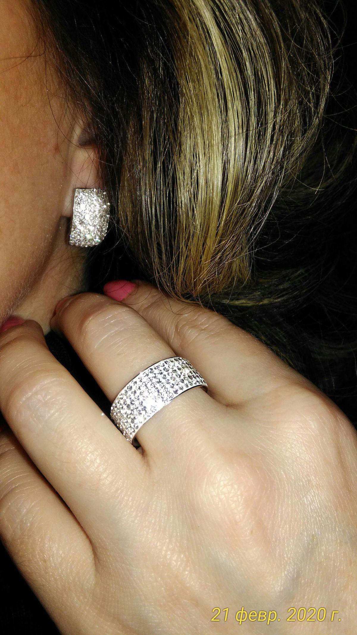 Прекрасные кольца. Лазарная грань.