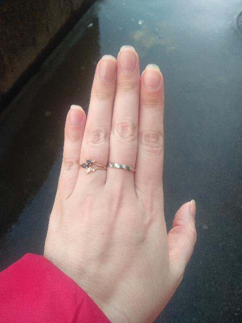 Теперь и у меня есть бриллиантики. и изумрудики.....