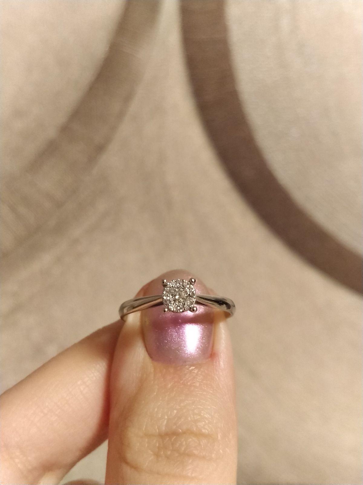 Новое любимое кольцо!