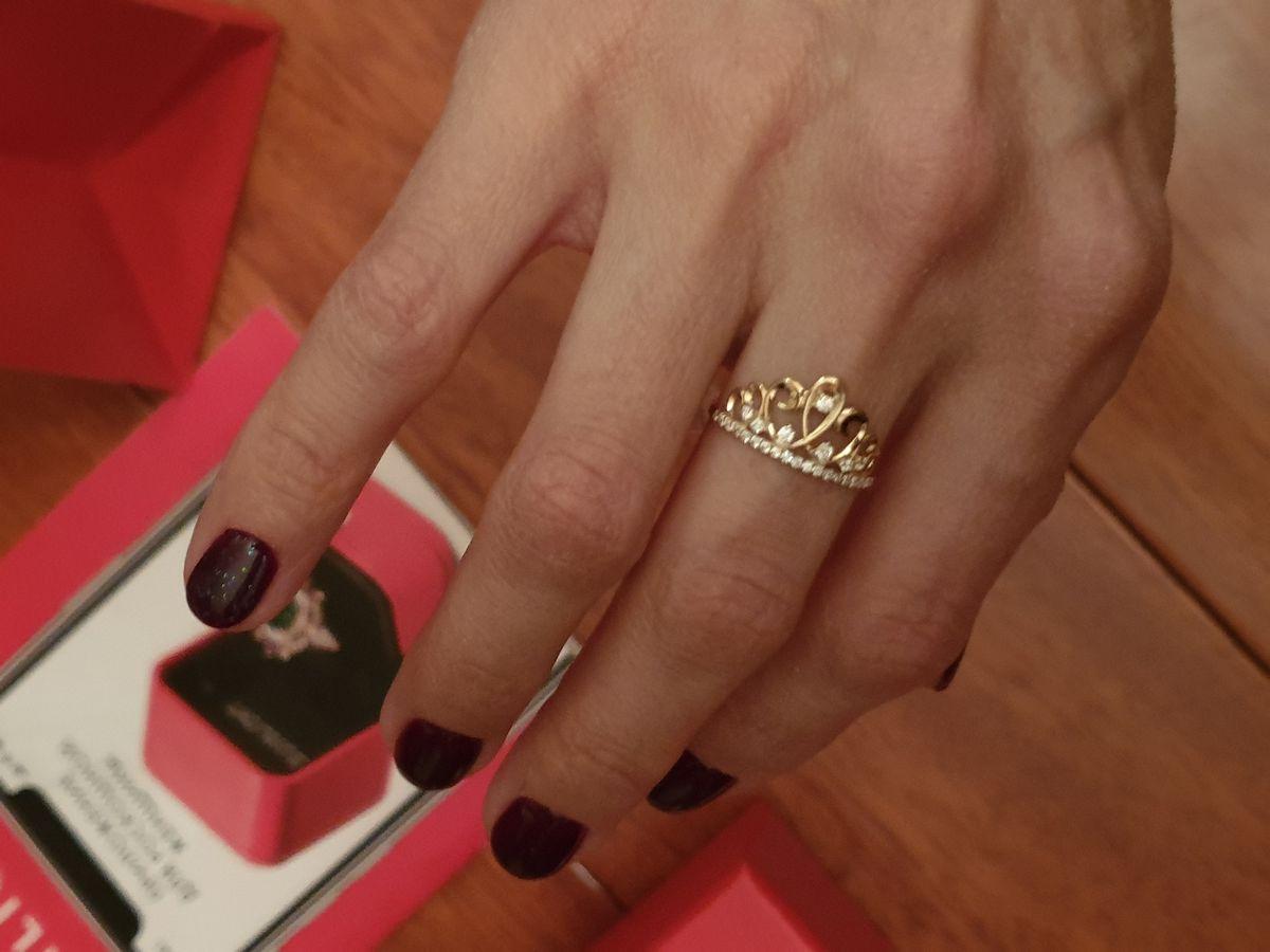 Королевна с кольцом