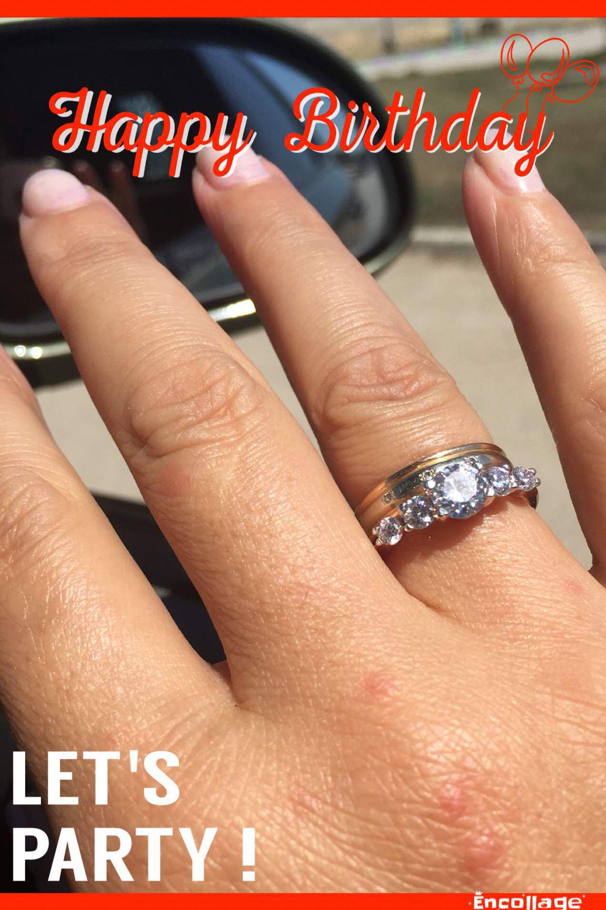 Оболденное кольцо)!