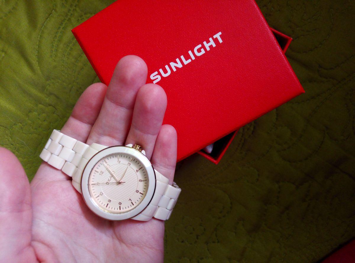 Очень крутые часы 🍭
