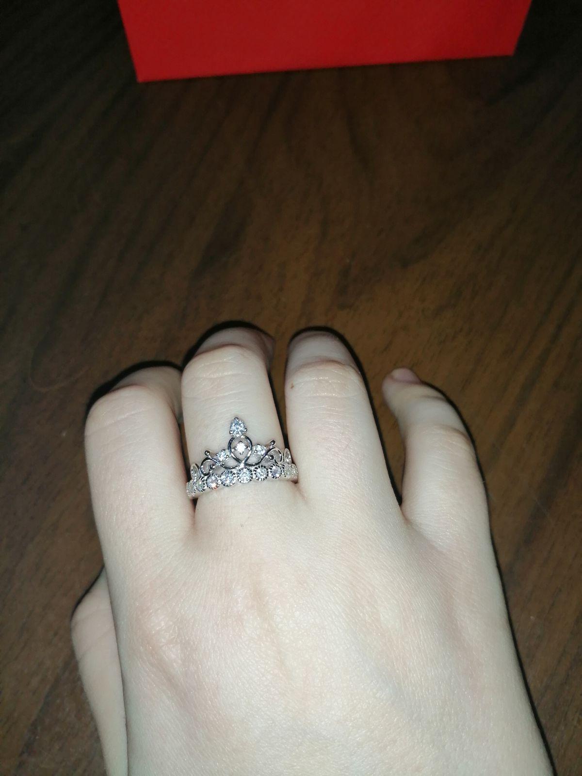 Очень красивое кольцо!!