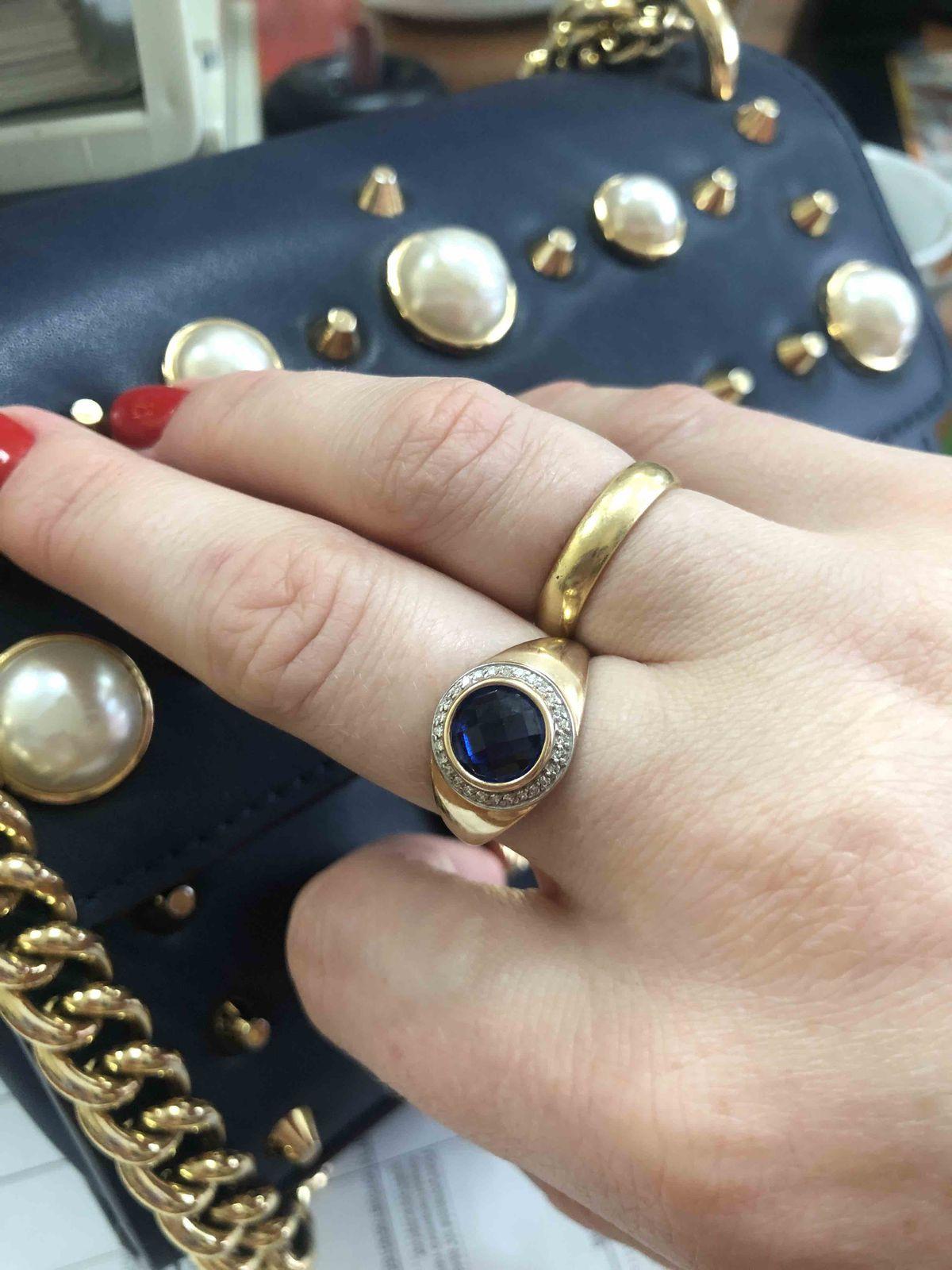 Прекрасный перстень