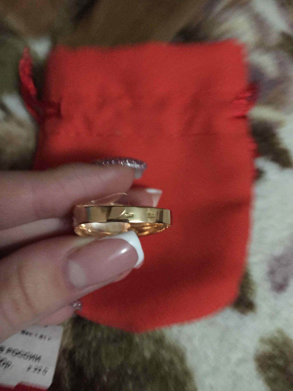 Перстень 22 размера
