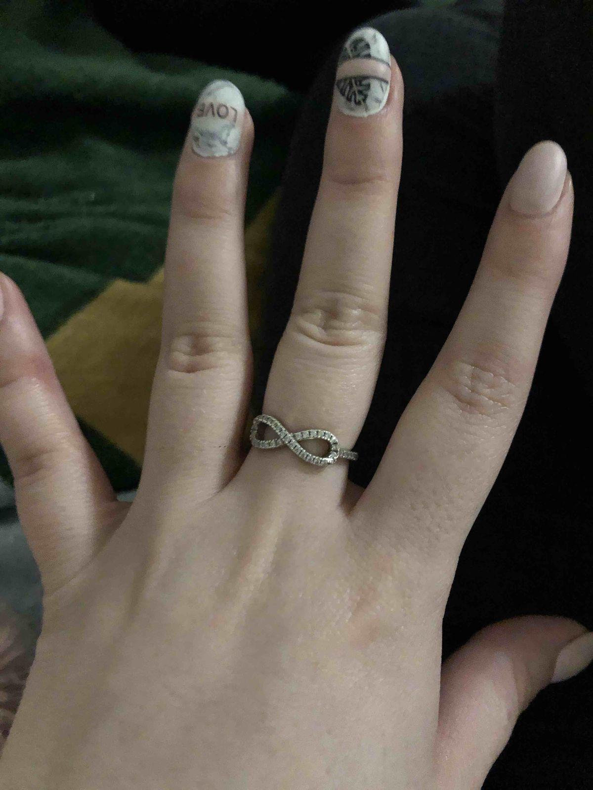 Кольцо просто нереально красивое!