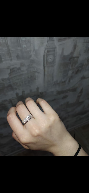 Красивое удобное кольцо