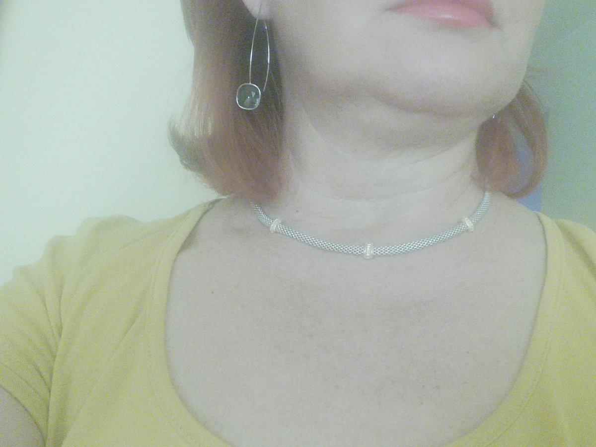 Серебряное украшение.