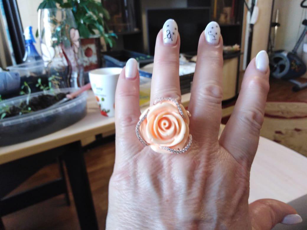 Шакпрное кольцо