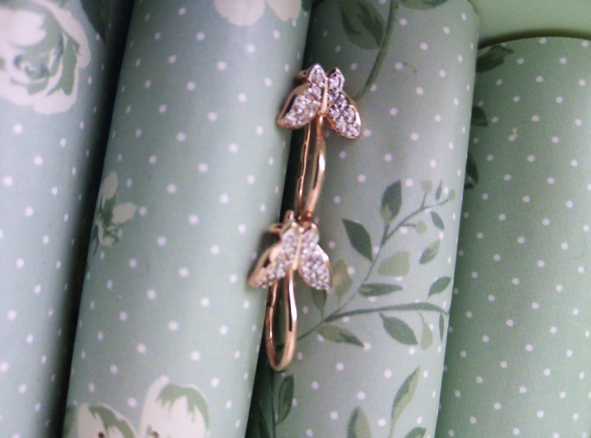 Сережки для принцессы