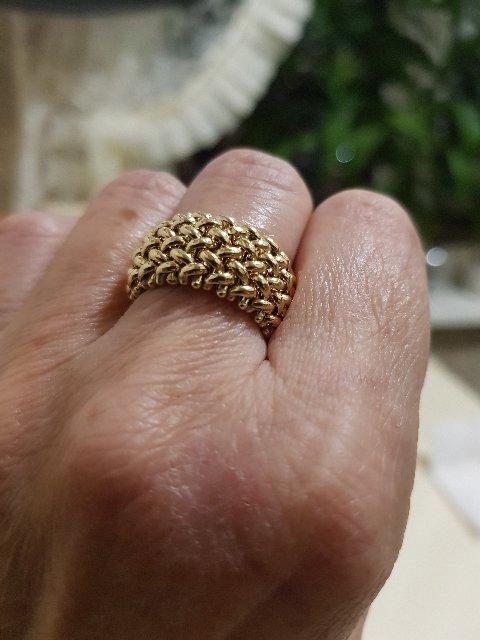 Кольцо супер.