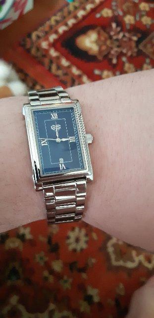 Очень приятные часы.