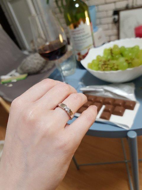 Подарок на помолвку любимой ❤