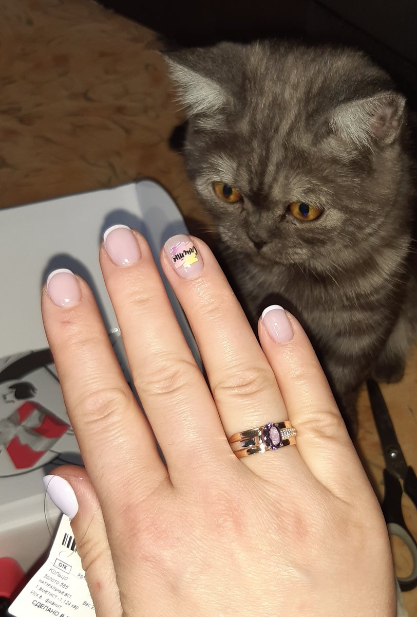 Прелестное кольцо