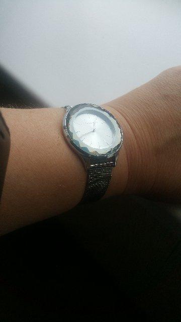 Часы S365ASS-018M японский кварцевый механизм .