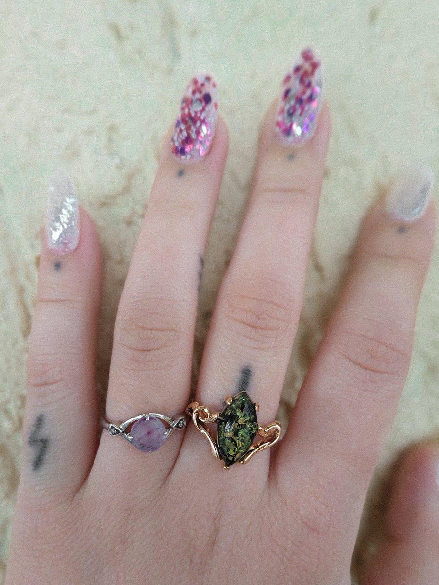 Просто невероятной красоты кольцо