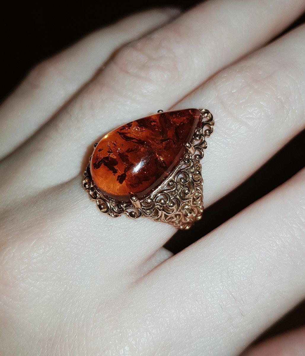 Перстень колдуньи)