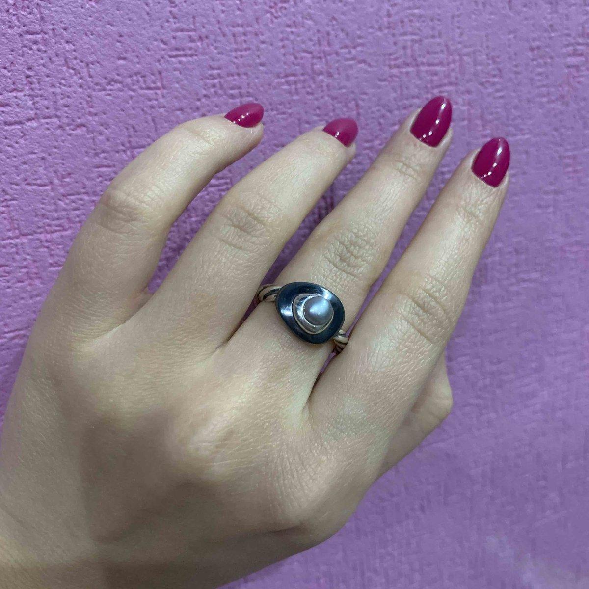 Безумно красивое кольцо без изъянов