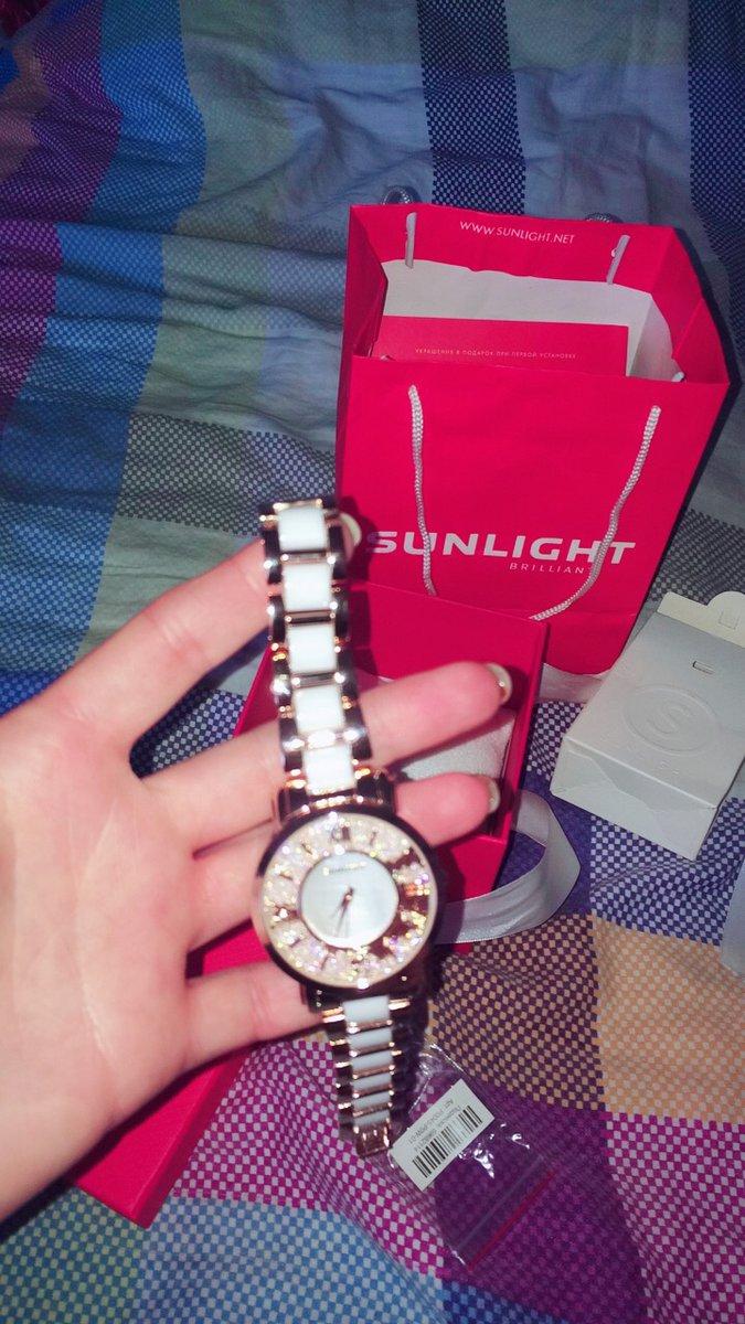 Часики огонь👍