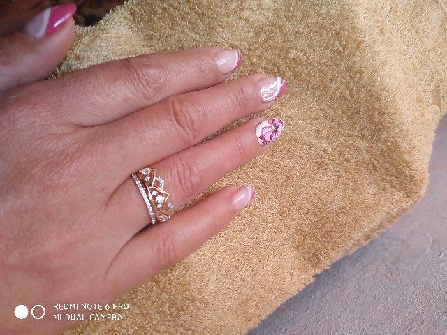 Подарочное кольцо