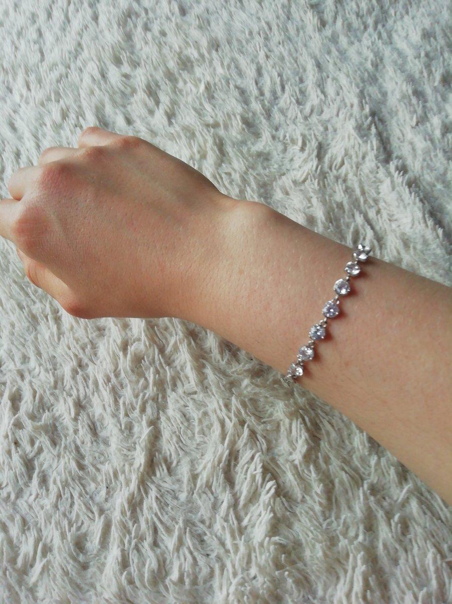 Замечательный серебряный браслет!