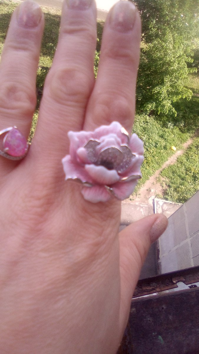 Колечко-роза