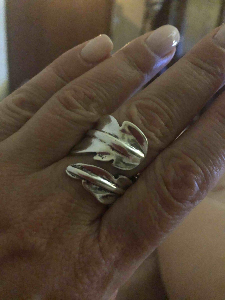 Модное кольцо !