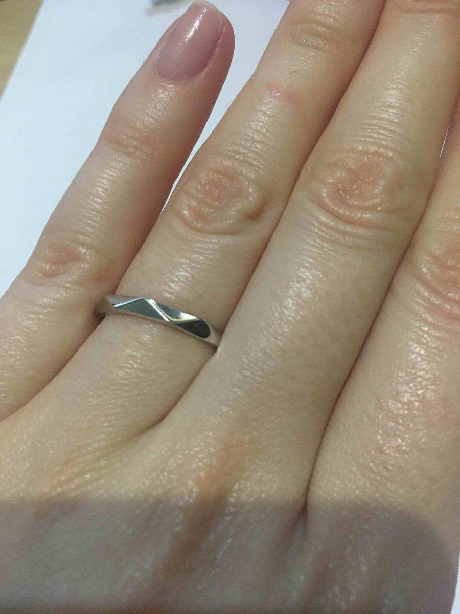 Мое повседневное обручальнок кольцо