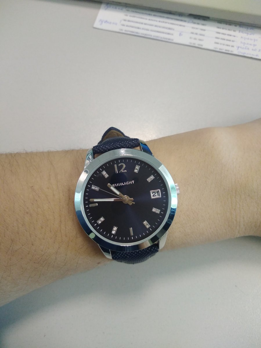Клёвые часы!