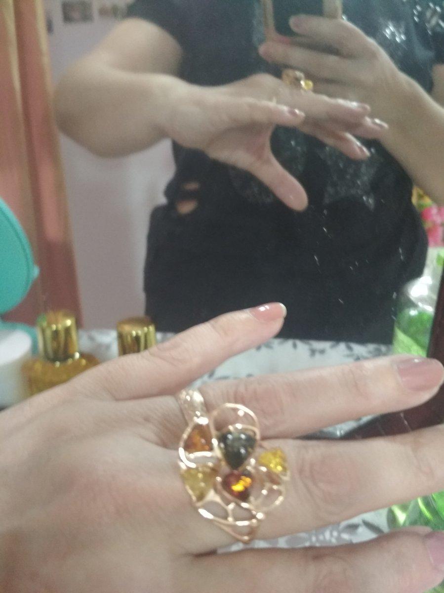 Серьги и кольцо просто 🔥